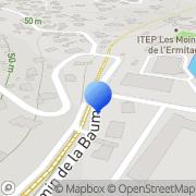 Carte de Ctir Midi 2 G.I.E. Toulon, France