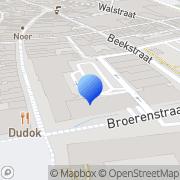 Kaart Cursus snellezen mindmapping   Arnhem, Nederland