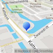 Kaart Norwegian Pullovers Heerenveen, Nederland