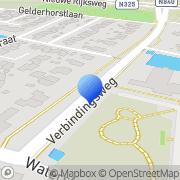 Karte Switch Haarmode Kapsalon Zyfflich, Deutschland