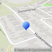 Kaart Verheij SBDS Heerlen, Nederland