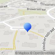 Kaart Cubic Circle Simpelveld, Nederland