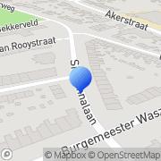 Kaart Dohmen Klussenbedrijf Ger Heerlen, Nederland