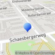 Kaart Osmose Water Techniek Heerlen, Nederland