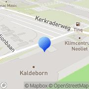 Kaart Kaldeborn Tennisvereniging Heerlen, Nederland