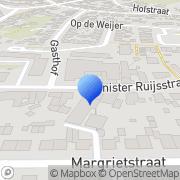 Kaart Fun Planet Bocholtz, Nederland