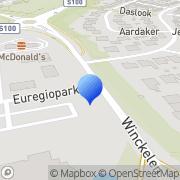 Kaart MultiCopy Kerkrade, Nederland