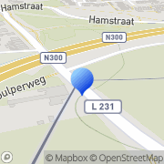 Kaart Needle The Kerkrade, Nederland