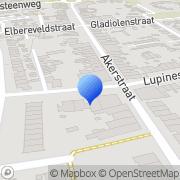 Kaart Jabeau Hairstyling Kerkrade, Nederland