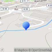 Carte de EDF GDF Gap, France