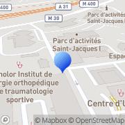 Carte de Etablissements Michaud & Chailly S.A.S. Maxéville, France