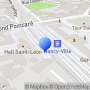 Carte de Herdier Patrick Nancy, France