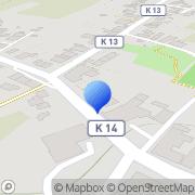 Karte Kath. Pfarramt Maria Empfängnis Stolberg, Deutschland