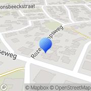 Karte Rozet Handwerkhuis De Borghees, Deutschland