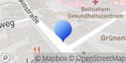 Karte GEERS Hörgeräte Stolberg, Deutschland