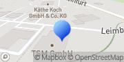 Karte TSM GmbH Stolberg, Deutschland