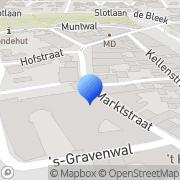 Karte Bloemsierkunst AA Semperflorens Hoveniersbdr Speelberg, Deutschland