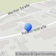 Karte Stollewerk Stolberg, Deutschland