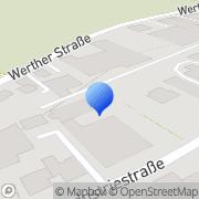 Karte Jouhsen-Bündgens Maschinenbau GmbH Stolberg, Deutschland