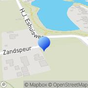 Kaart Klein Metsel en Tegelwerken Nieuwleusen, Nederland