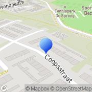 Kaart Varius Vitae Doetinchem, Nederland