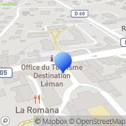 Carte de C.D.T.P. S.A. Douvaine, France