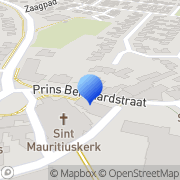 Kaart Paperclip Sportprijzen De Silvolde, Nederland