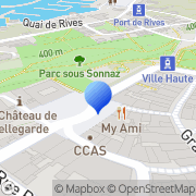 Carte de Compta + S.A. Thonon-les-Bains, France