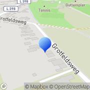 Karte Dachdeckermeiste Willi Stillger Neukirchen-Vluyn, Deutschland