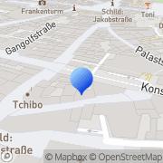 Karte prEvent personal & service GmbH Markus Schmidt, Wolfgang Eid Trier, Deutschland