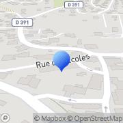 Carte de Bassenne S.A.R.L. Bavans, France