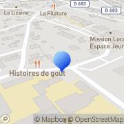 Carte de D.E.F.I. S.A.R.L. - Développement France Injection Héricourt, France