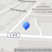 Karte Niermann Türen und Fenster GmbH Oberhausen, Deutschland