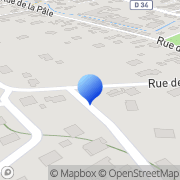 Carte de B.E.C.O. S.A.R.L. - Bureau d'Etudes Comtois Seloncourt, France