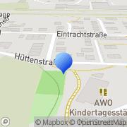 Karte Daniel Kunz Erkrath, Deutschland