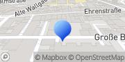 Karte DOKUMENT Übersetzungen Köln, Deutschland