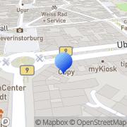 Karte Foto Box Köln, Deutschland