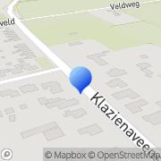 Karte Kapsalon Anja Velema Schöninghsdorf, Deutschland