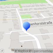 Karte Ilona Hofstetter Einzelhandel mit Lebensmitteln Essen, Deutschland