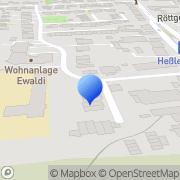 Karte Scharf Dipl.-Betriebswirtin Essen, Deutschland