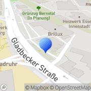 Karte Le Palais GmbH Essen, Deutschland
