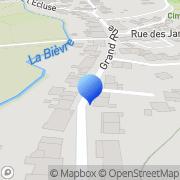 Carte de Ambry Transports S.A.R.L. Plaine-de-Walsch, France