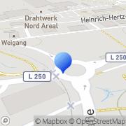 Karte dotSaarland GmbH Sankt Ingbert, Deutschland