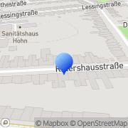 Karte Ingenieurbüro KLS Bonn, Deutschland