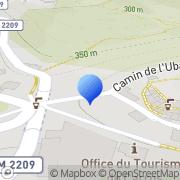 Carte de Degometal S.A. Carros, France