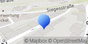 Karte Pixberg GmbH Wuppertal, Deutschland