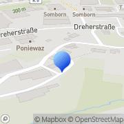 Karte W.Nöske Dachdecker- und Bauklempnermeister Remscheid, Deutschland