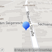 Karte Ingenieurbüro Hüer GbR Lingen (Ems), Deutschland