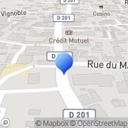 Carte de G'Mat Equipement S.A.R.L. Habsheim, France