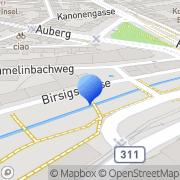 Karte Contcom Basel, Schweiz